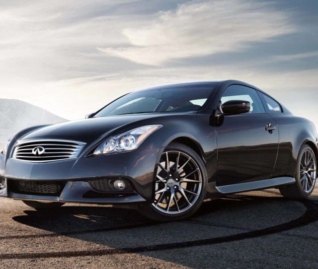 The  Infiniti Performance Line Ipl G Coupe Is The First Vehicle To Represent A New Line Of Special Infinitis Crafted For Performance