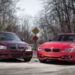 New Bmw 3 Series Comparison Bmw 328i Vs Bmw 328i