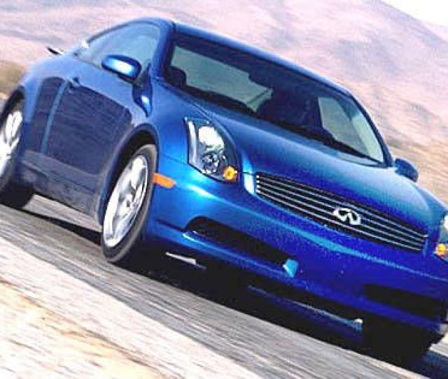 Road Test Of The  Infiniti G Sport Coupe Full Authoritative Test Of The  Infiniti G Sport Coupe