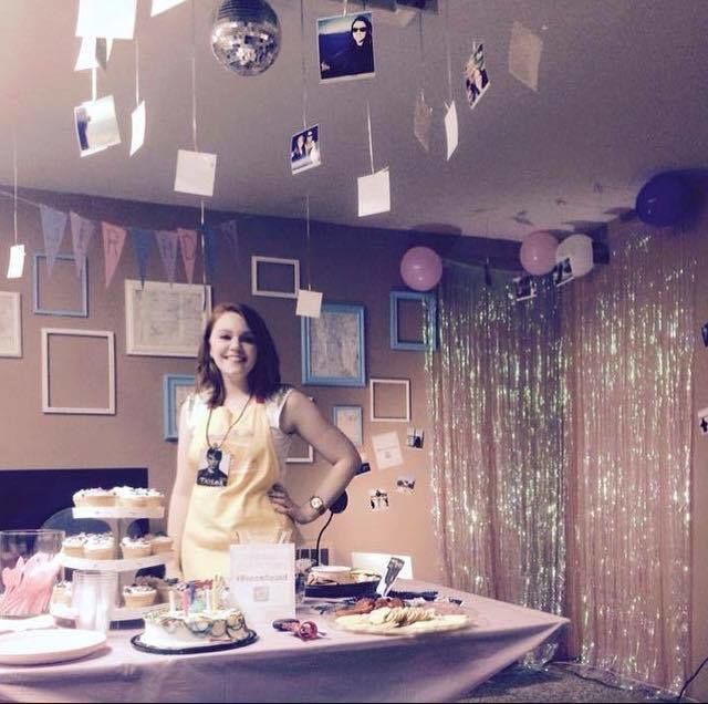 This Girl Hosted The Coolest Taylor Swift Themed Birthday Party