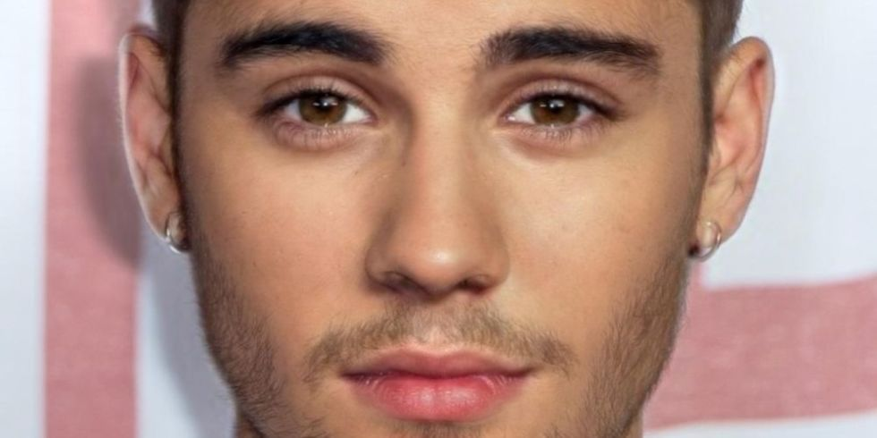 Is This A Photo Of Justin Bieber Or Zayn Malik