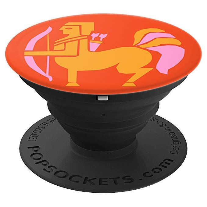 Sagittarius Illustrated PopSocket