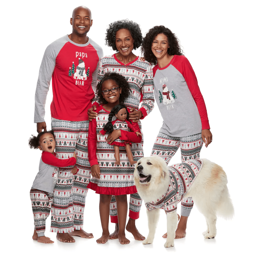 25 Matching Family Christmas Pajamas Cute Holiday
