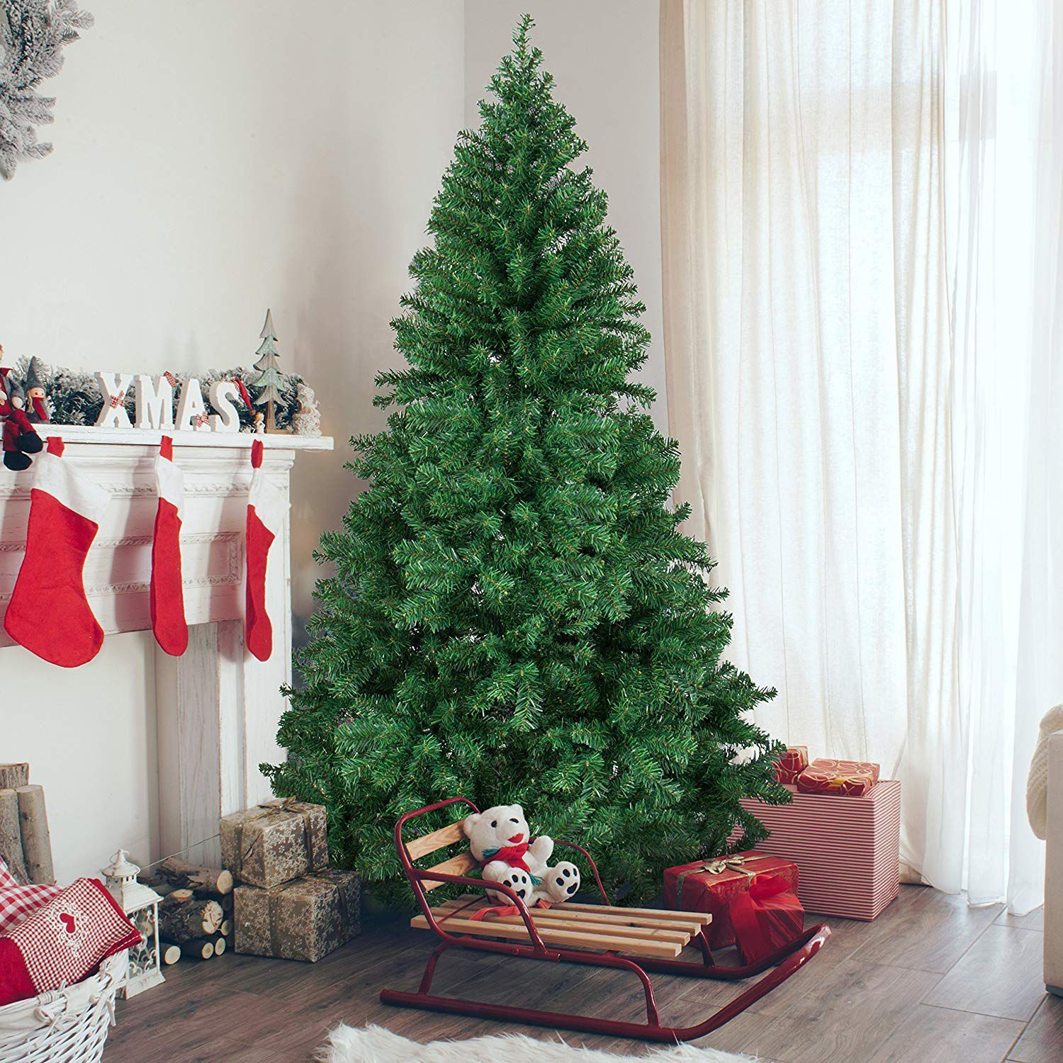 14 Best Artificial Christmas Trees 2020 Best Fake Christmas Trees