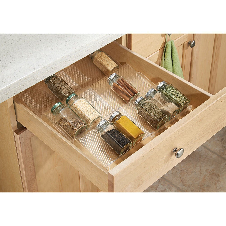 adjustable drawer organizer