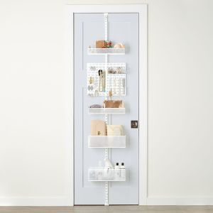 Elfa Utility Closet Door Wall Rack