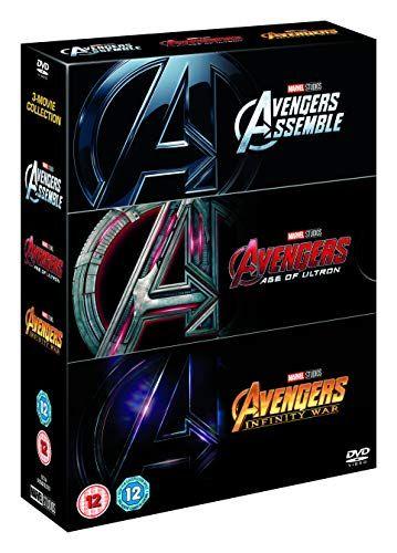 Coffret Avengers Triplepack [DVD] [2018]