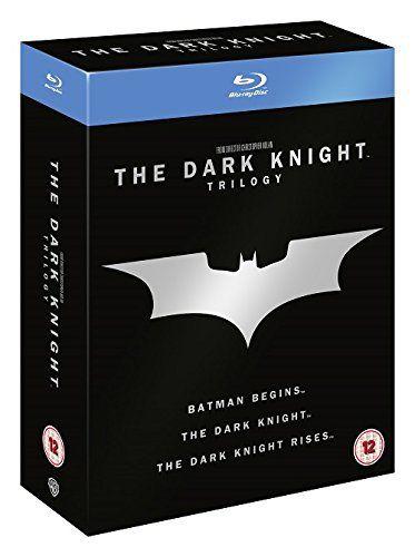 Trilogy of the Dark Knight [Blu-ray] [2013] [Region Free]