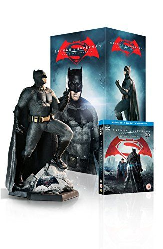 Batman v Superman: l'aube de la justice - Batman Statue Ultimate Edition