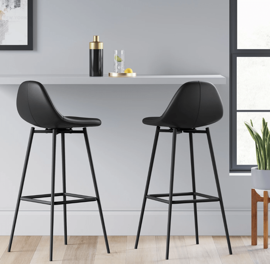 25 Cheap Bar Stools Under 100 Best Affordable Bar Stools For Kitchens