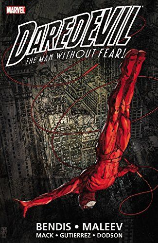 Daredevil: the fearless man
