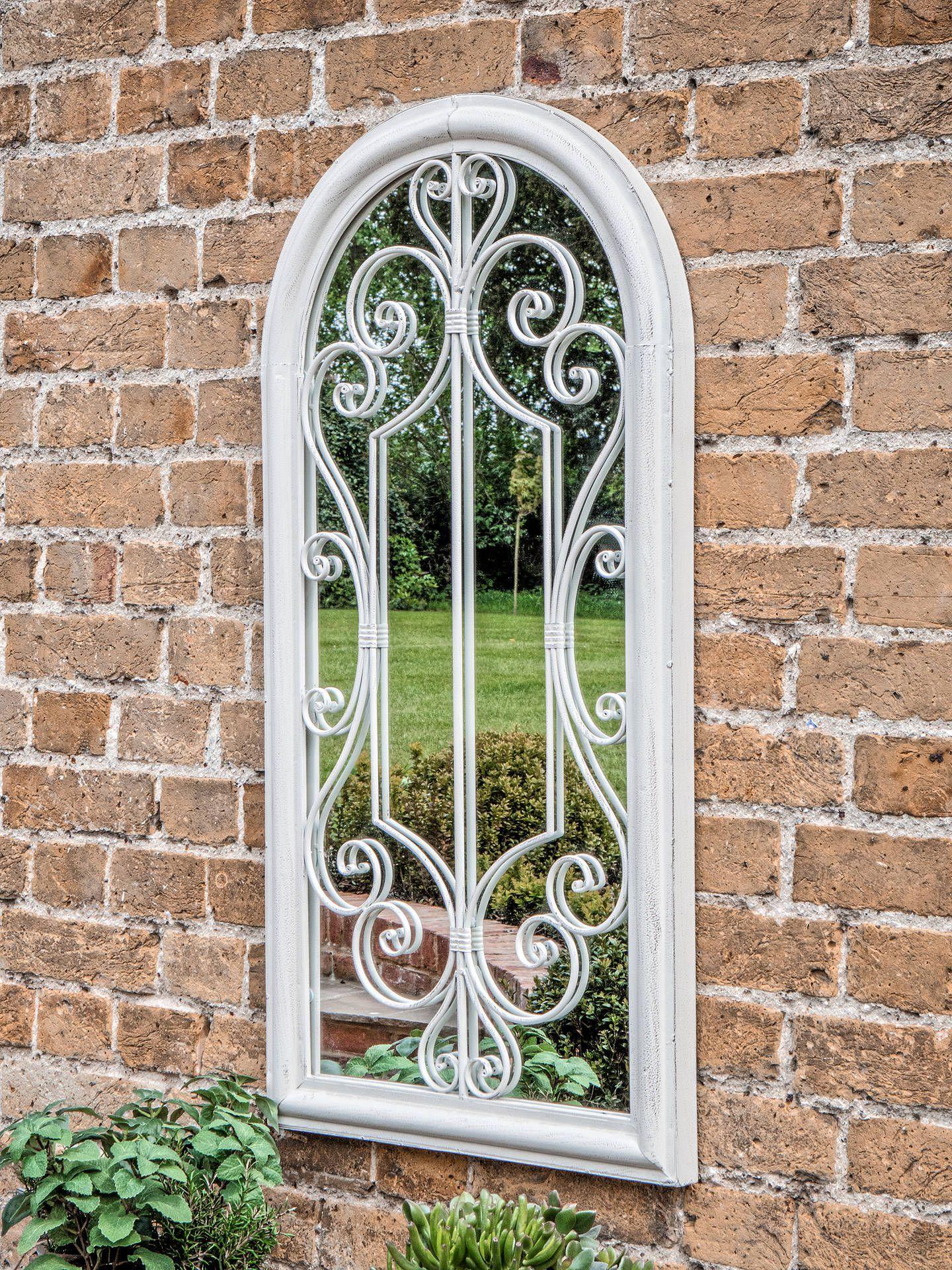 16 Best Garden Mirrors Stylish Outdoor Mirror Ideas