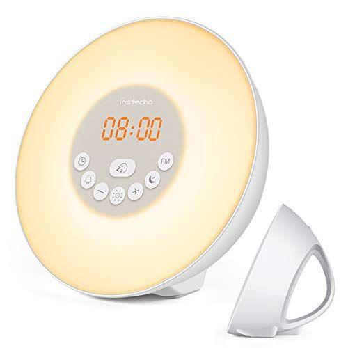 10 Best Wake Up Light Alarm Clocks 2020