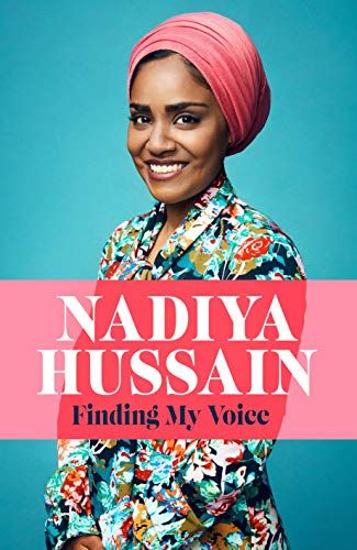 Finding my voice Nadiya Hussain