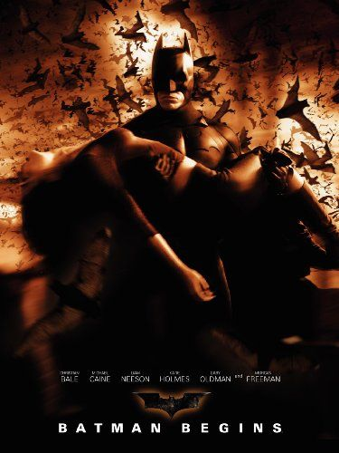 Batman commence