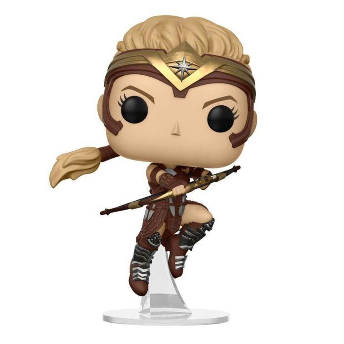 Wonder Woman Antiope Pop!  Figurine en vinyle