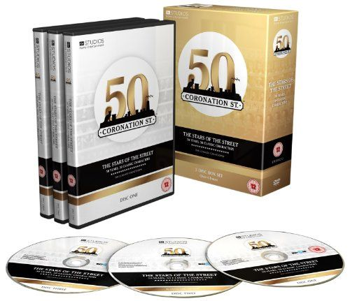 The stars of Coronation Street - 50 years, 50 classic characters [DVD]