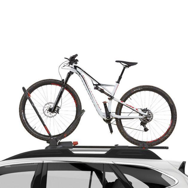 frontloader upright bike mount