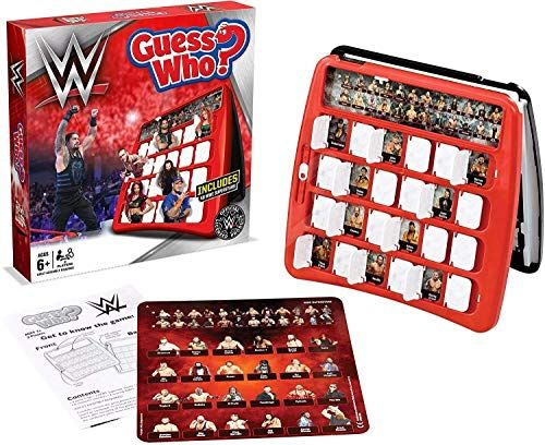 WWE Guess Who?