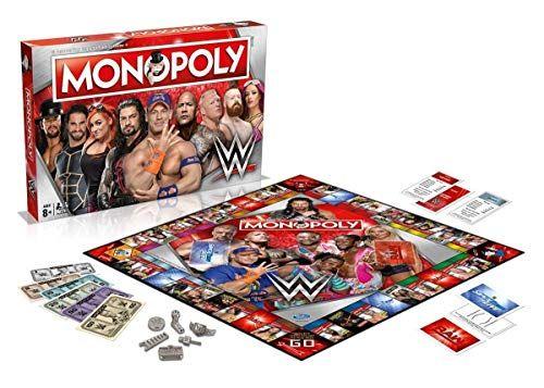 WWE Monopole
