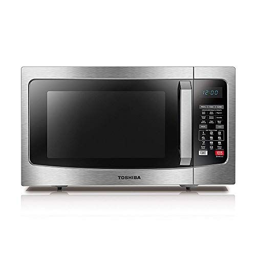 Oven Microwave Toshiba dengan Fungsi Konveksi