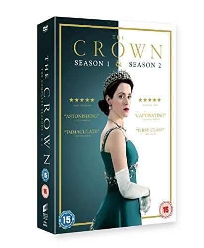 The Crown - Seasons 1 and 2