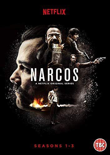 Narcos - Seasons 1-3