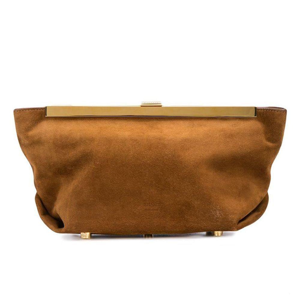 Envelope Pleat Clutch