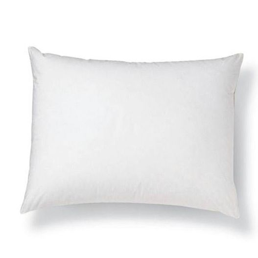 top rated down fill goose down pillows