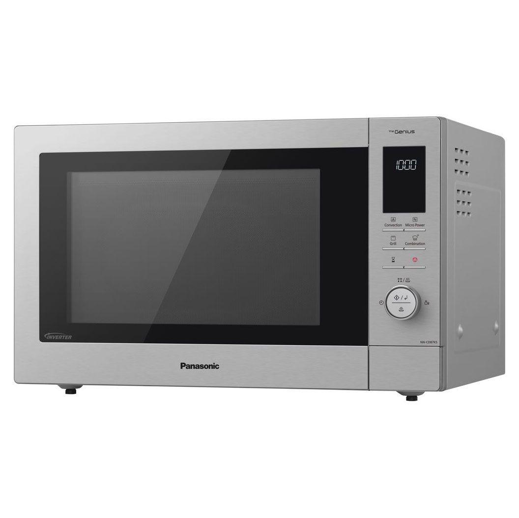panasonic nn cd87ksbpq slimline combination microwave oven