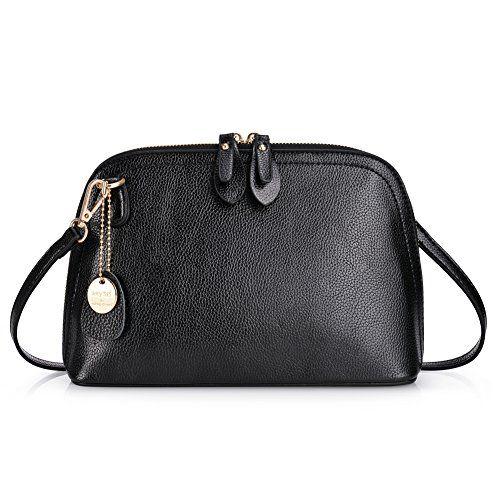 Shoulder bags leather black