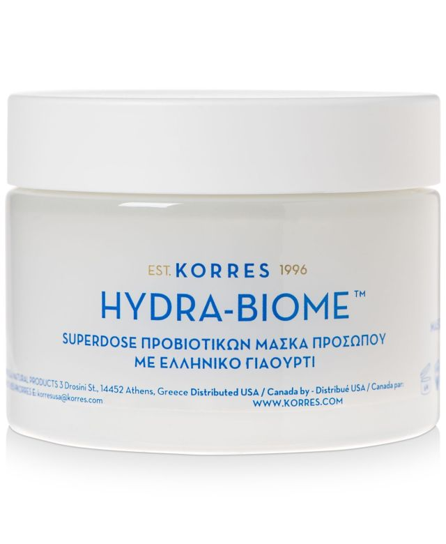 Hydra-Biome Probiotic Superdose Face Mask