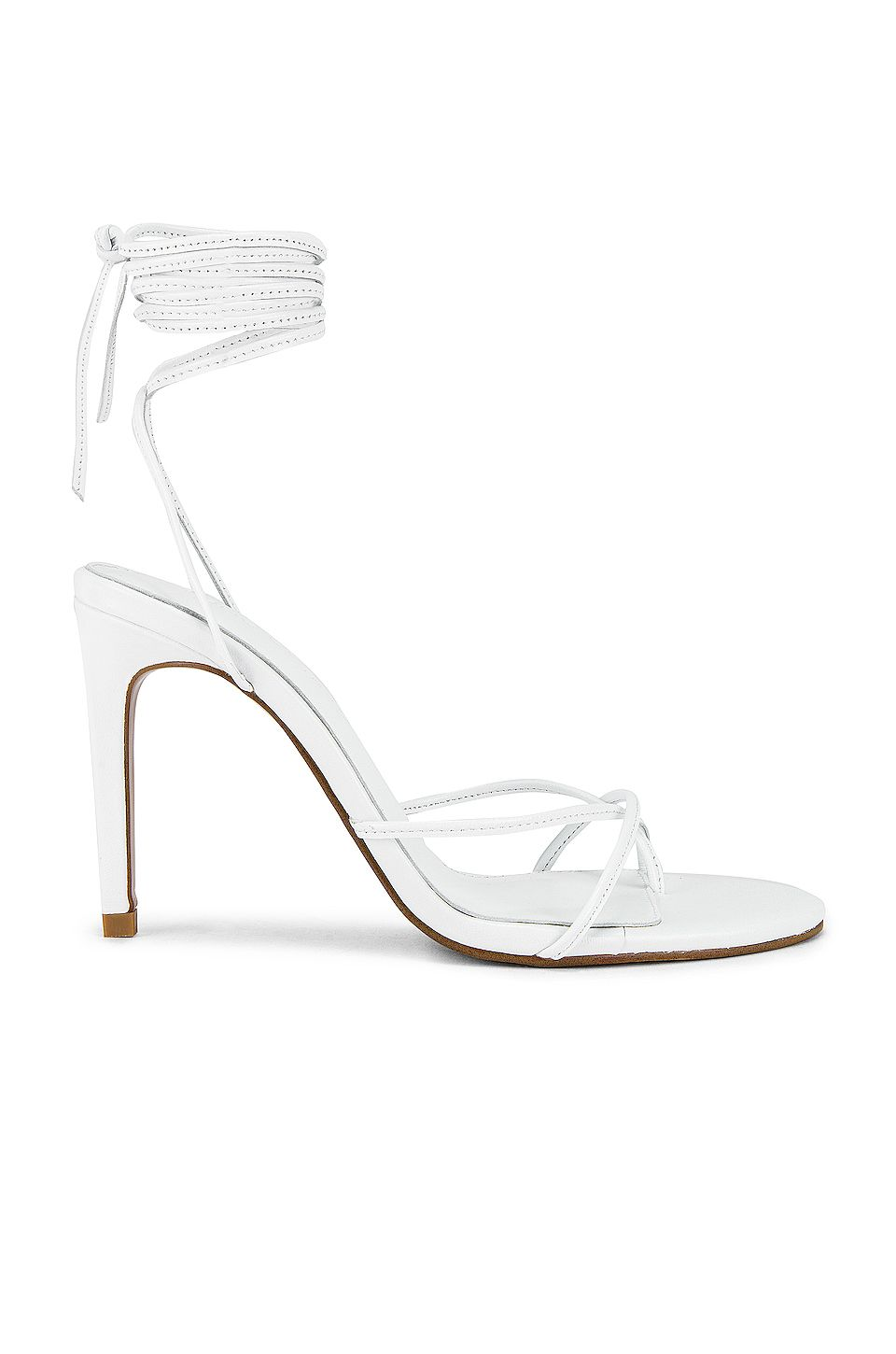Nola Heel in White