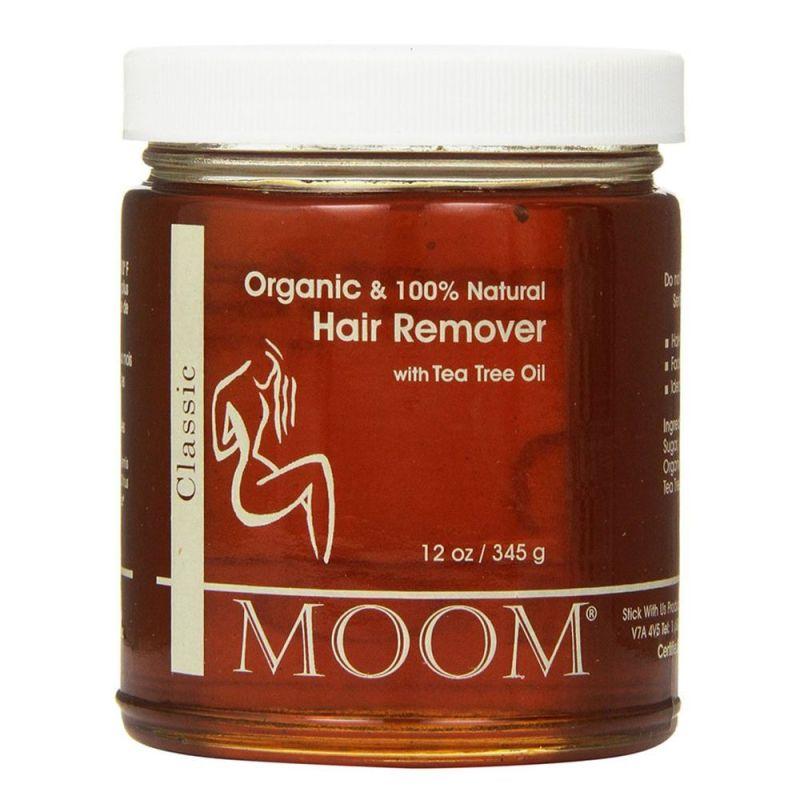 Organic Hair Removal with Tea Tree
