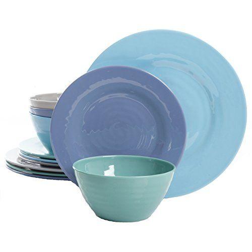 unbreakable melamine dinner plates