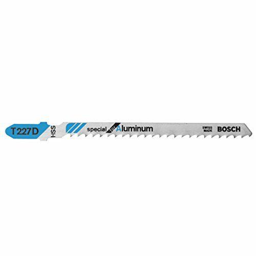 T227D Aluminum T-Shank Jig Saw Blades