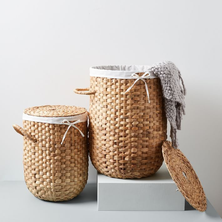 10 Best Wicker Laundry Baskets For 2020 Wicker Laundry Hampers