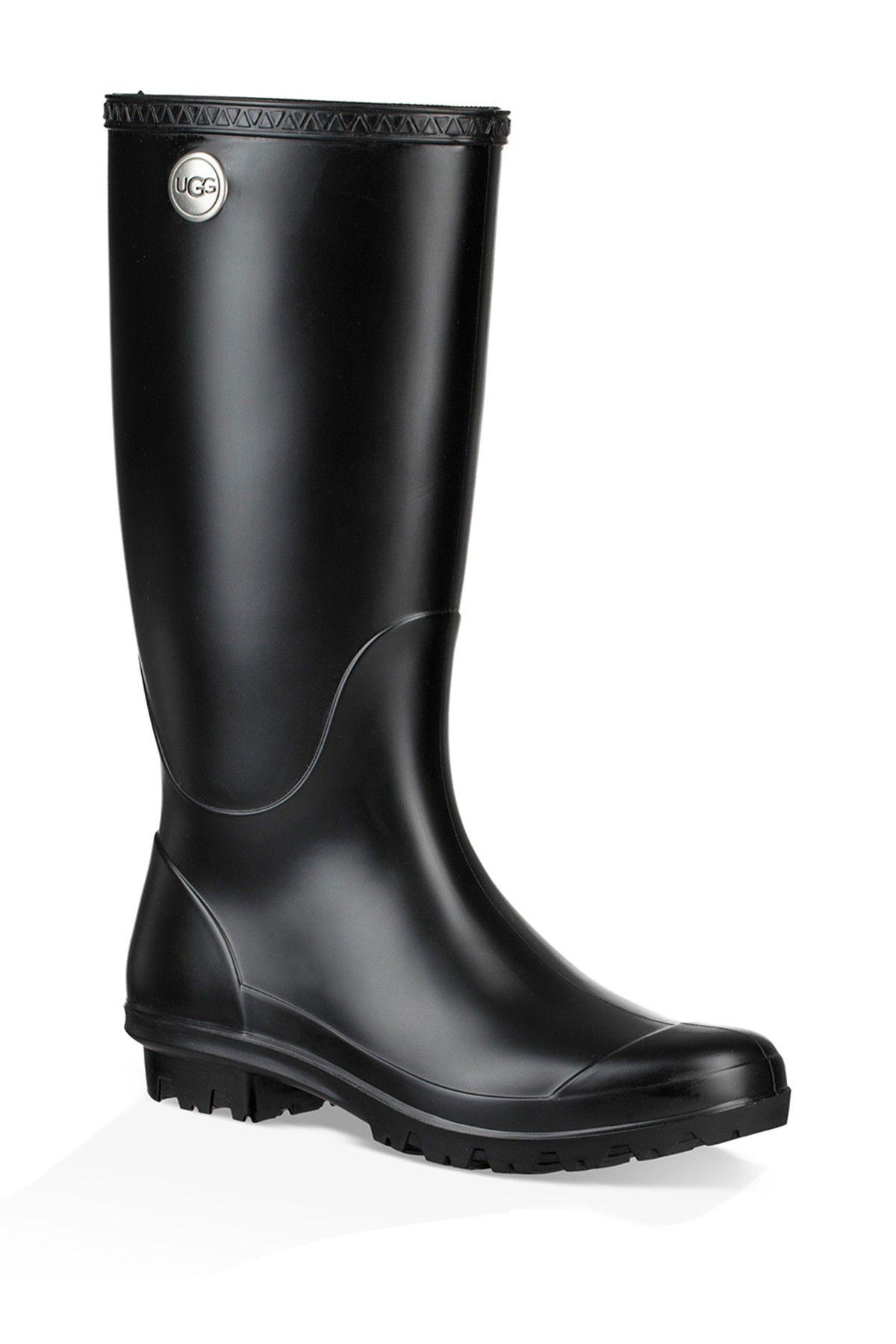 Shelby Matte Rain Boots