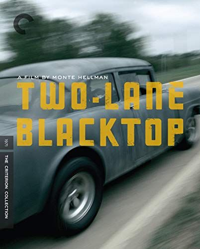 Two-lane blacktop (set of criteria) [Blu-ray]