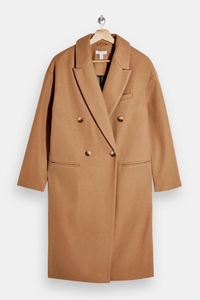 Καμηλό παλτό, Topshop.