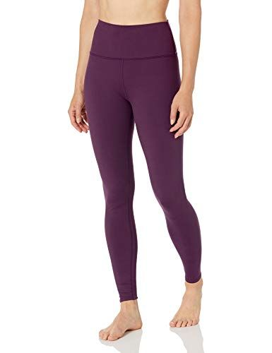 Comfort Yoga Full-Length High Waist Legging