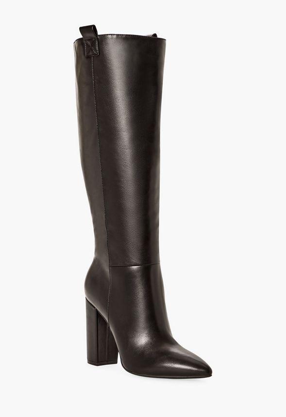 Wren Block Heeled Boot