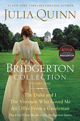 Bridgerton Collection Volume 1 (Bücher 1-3) von Julia Quinn