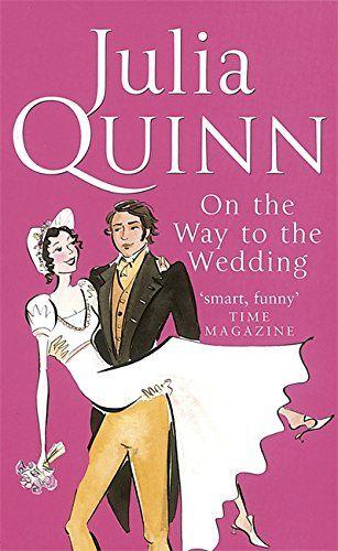 Auf dem Weg zur Hochzeit von Julia Quinn