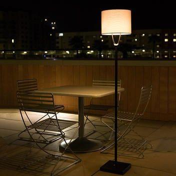 outdoor patio lamp