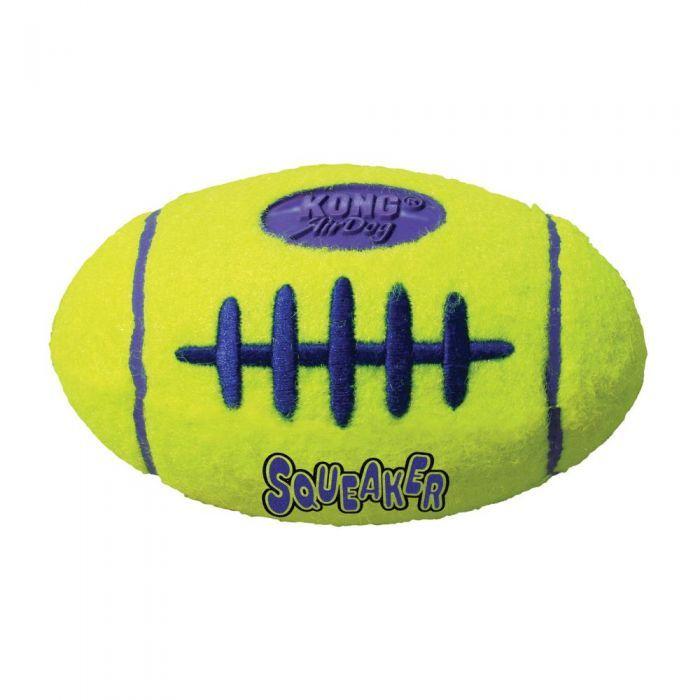 Kong Airdog® Squeaker Football Dog Toy