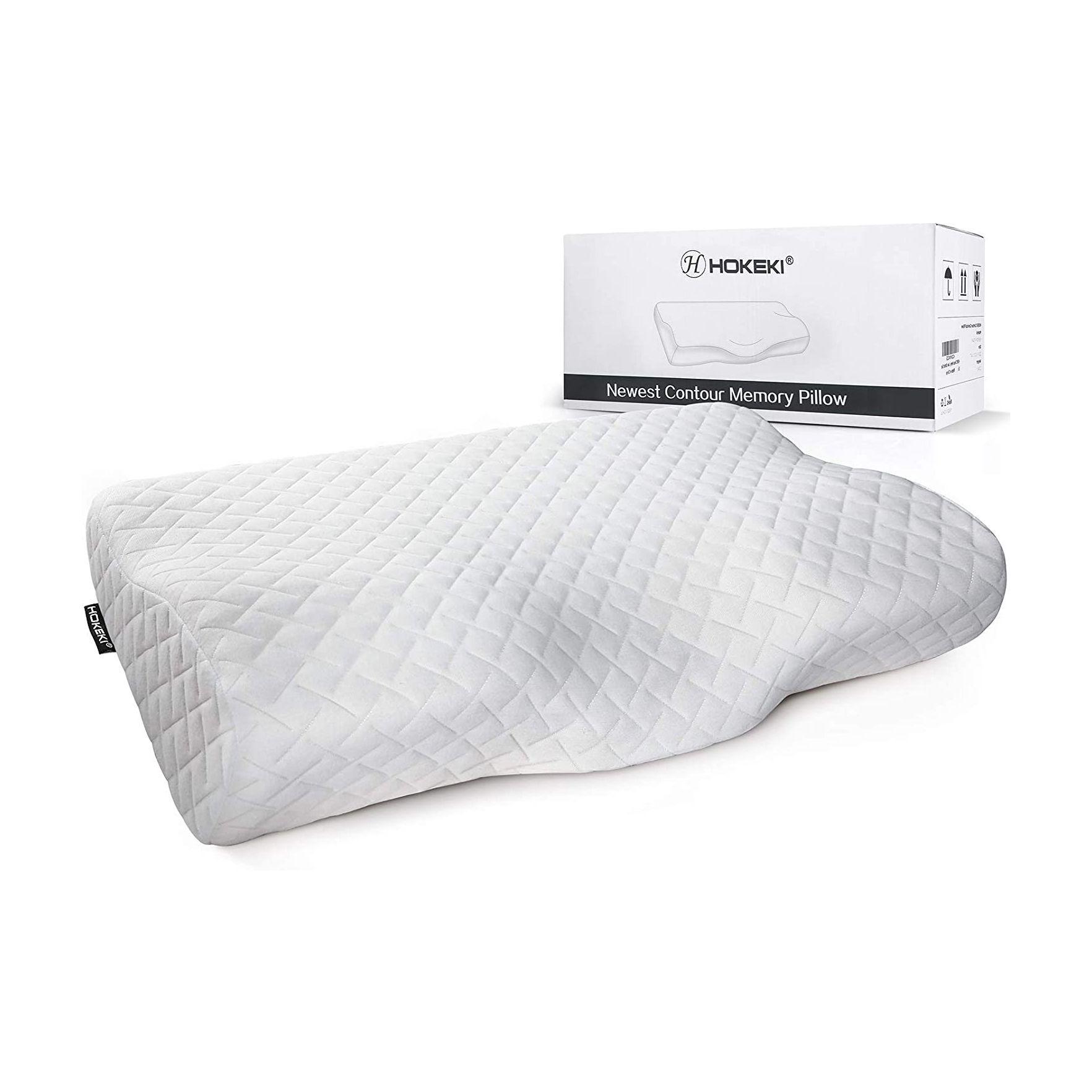 hokeki contour pillow