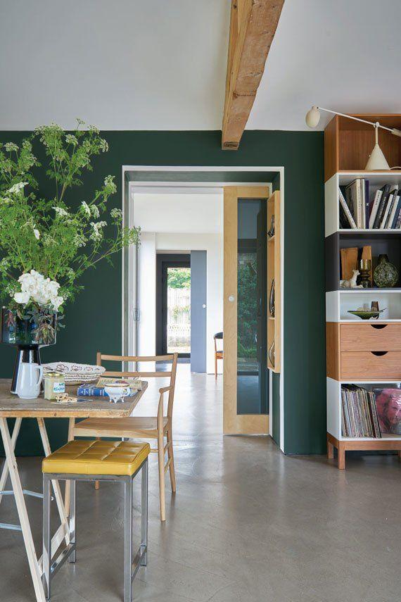 Studio Green Paint, Farrow & Ball, from £49.50