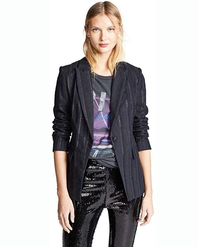 Keats Tailored Blazer