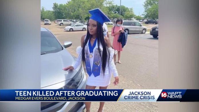 Une dame de 18 ans tuée par balle quelques heures seulement après l'obtention de son diplôme